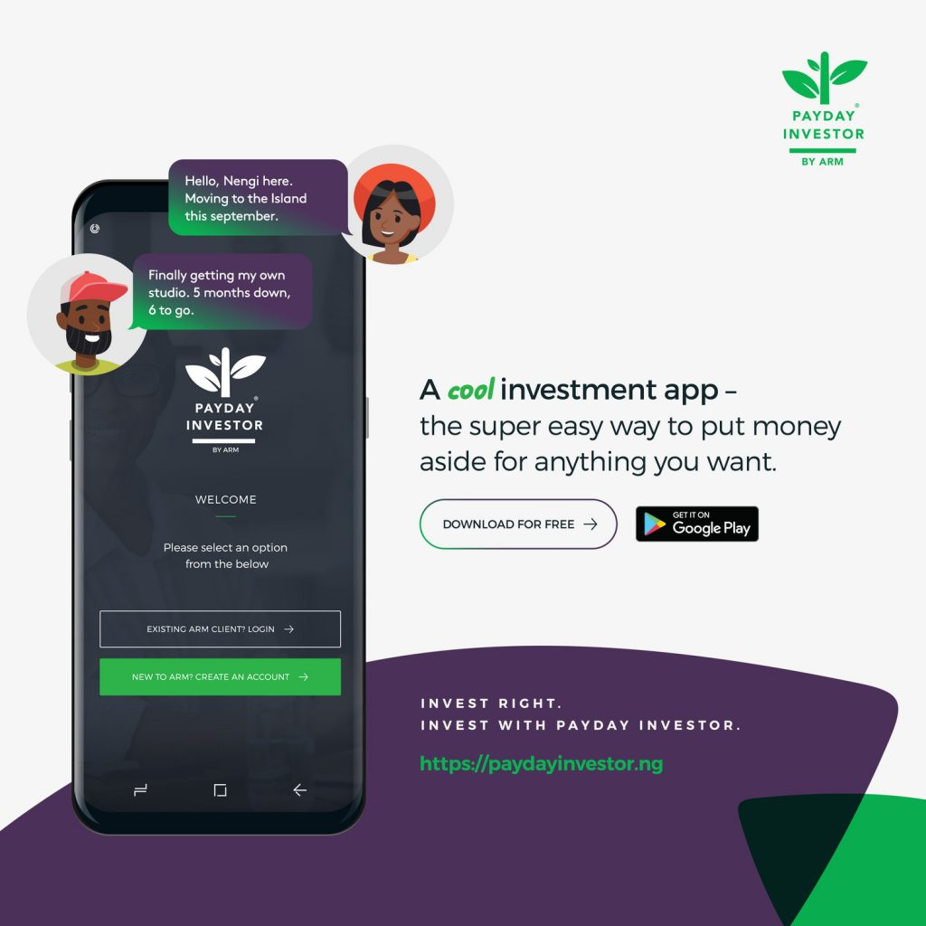 finanacial investment oppotunitie in nigeria.