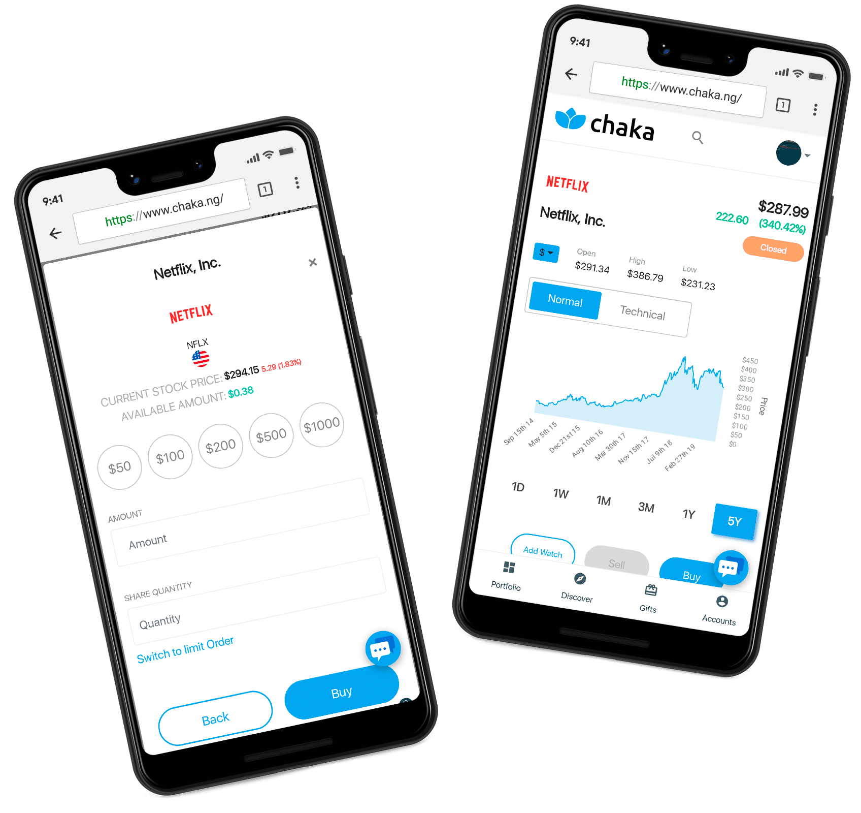 Chaka Investment App Review 2020: Fees, Features & Safety