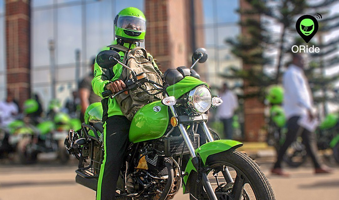 Nigeria's bundling fintechs and motorcycle ride hailing companies.