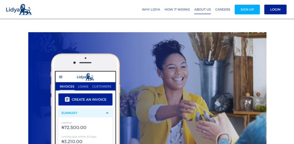 instant online loans in nigeria by Lydia