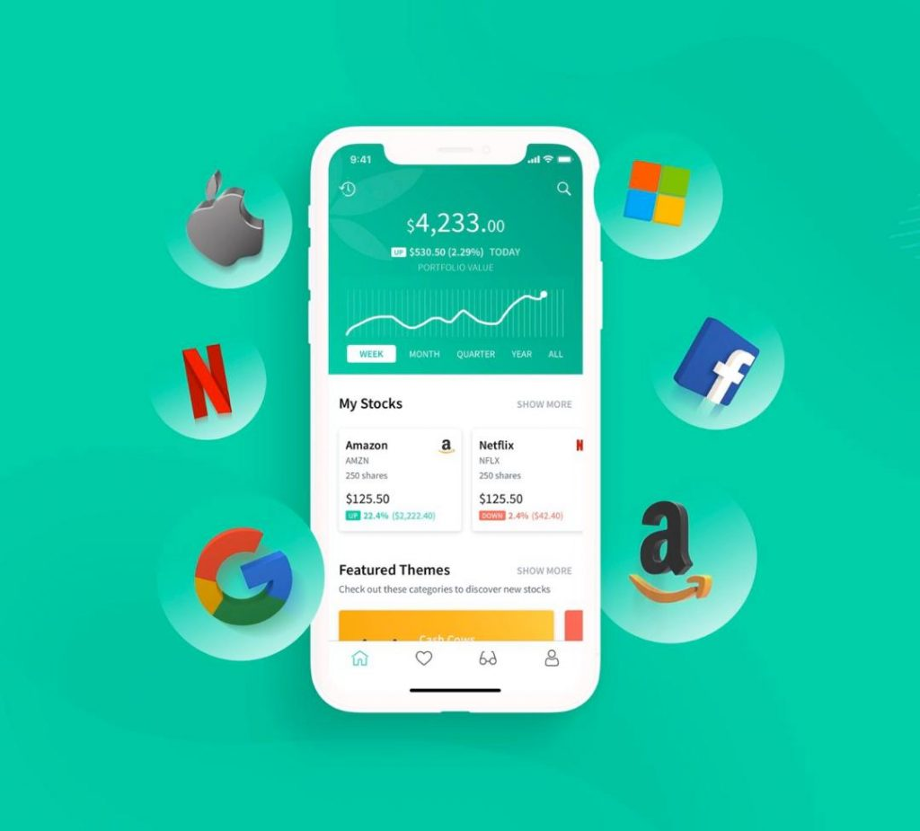 Bamboo app investment
