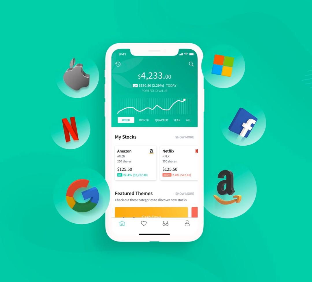 Bamboo Investment App Review 2020: How does it work? Invest in US & NG stocks | Koboline