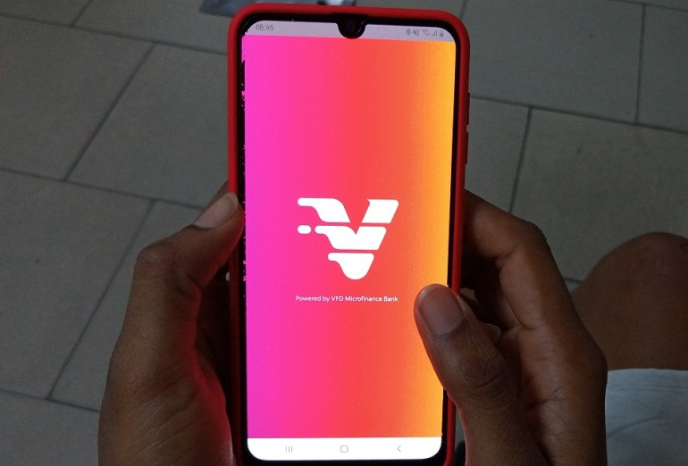 V bank by VFD review a virtual bank app in Nigeria by  koboline