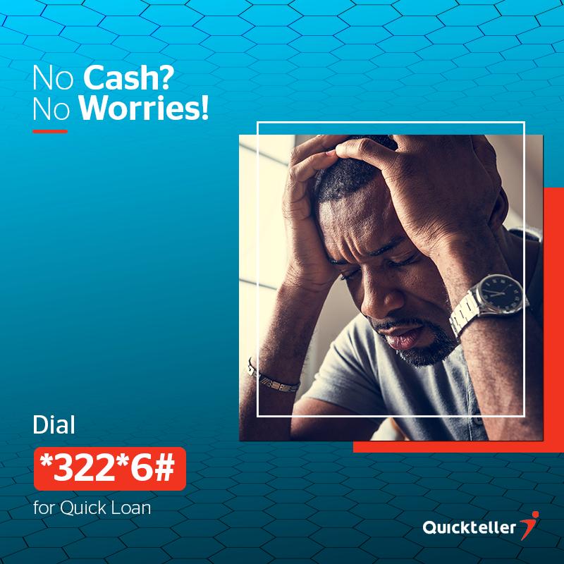 quickteller loan ussd code - koboline