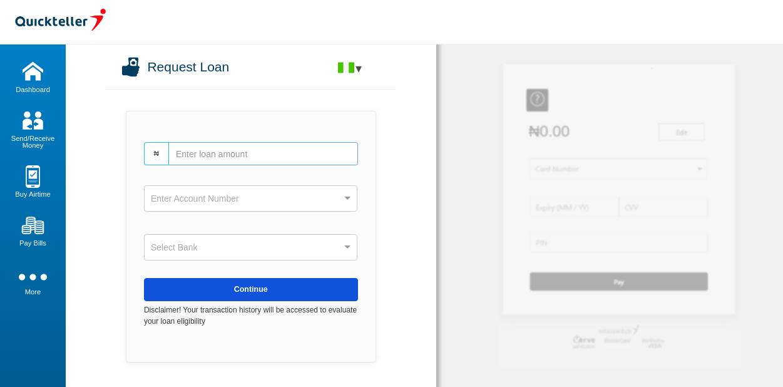 quickteller loan interest rates koboline