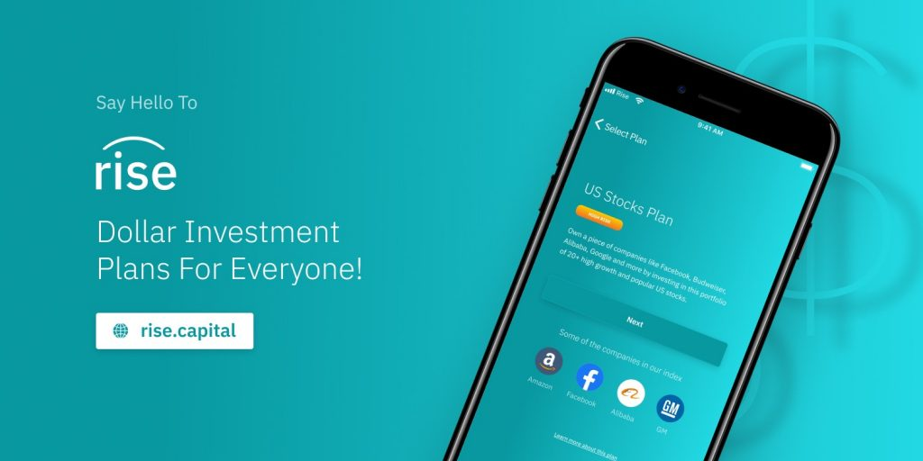 Rise Vest Review - A dollar Investment App in Nigeria. | Koboline