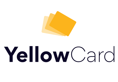 yellow card bitcoin app