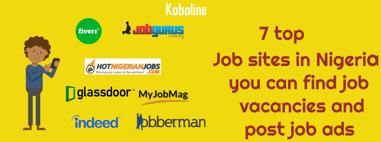7 Best Job Sites in Nigeria You Can Find Job Vacancies And Post Job Ads