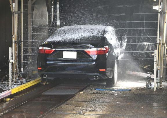 Car Wash plus Barbing Salon Business