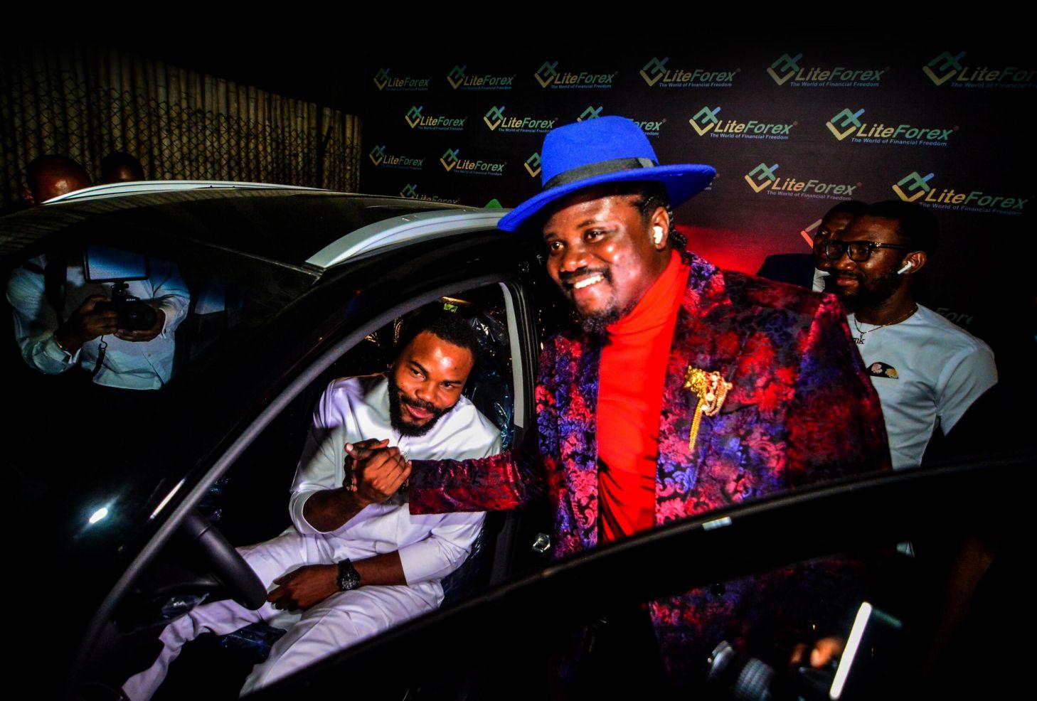 LiteForex Dream Car Draw final took place in Nigeria