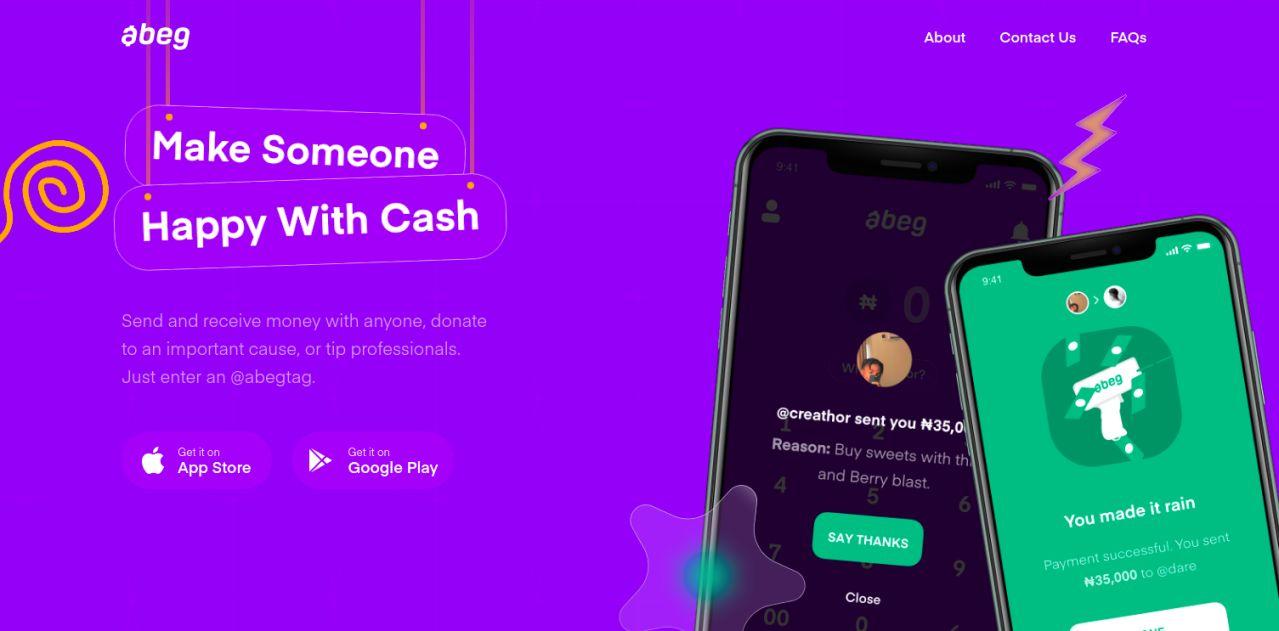 Abeg App Review 2021 – Nigeria's Own Cash App for Sending & Receiving Money