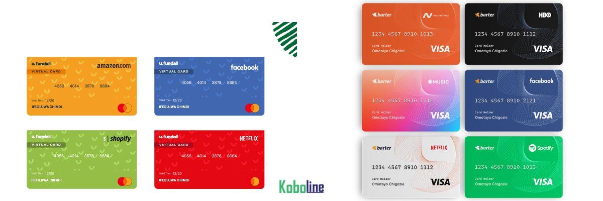 15 Best Virtual dollar Cards in Nigeria 2021